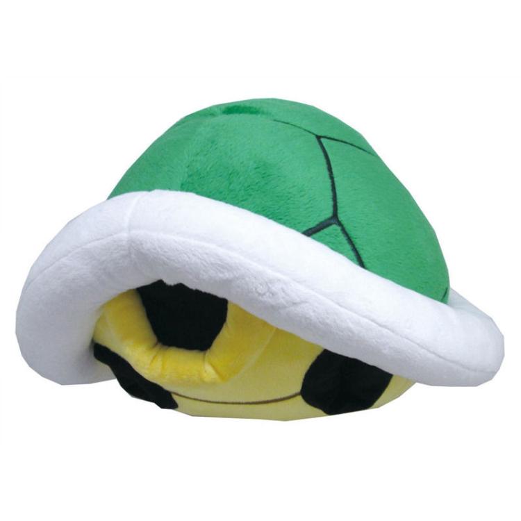 Super Mario Bros.: Green Koopa Shell Pillow
