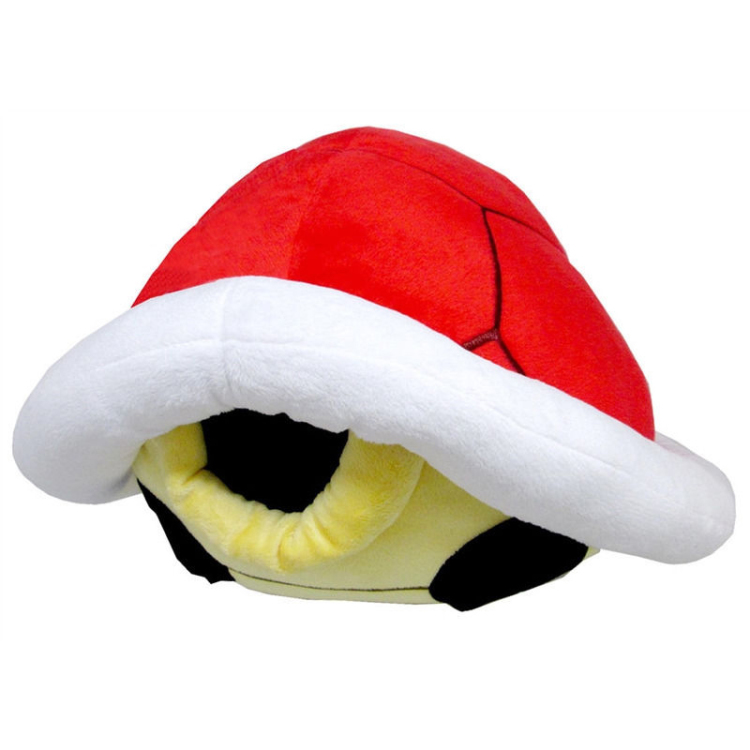 Super Mario Bros.: Red Koopa Shell Pillow
