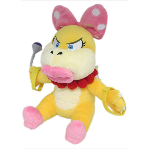 Super Mario Bros.: Wendy Koopa 7 Inch Plush