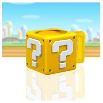 Super Mario: Question Block Mug