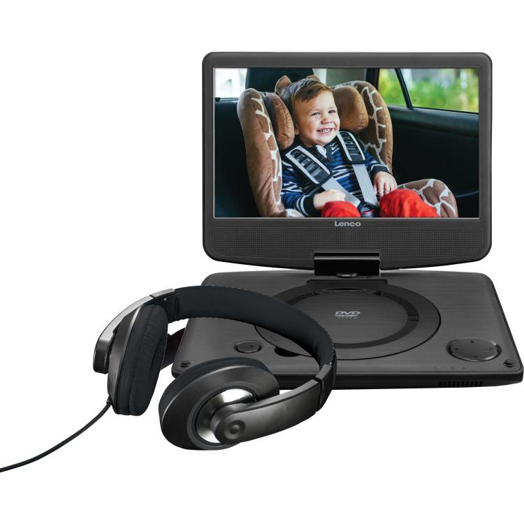 Portable DVD-speler DVP-1035