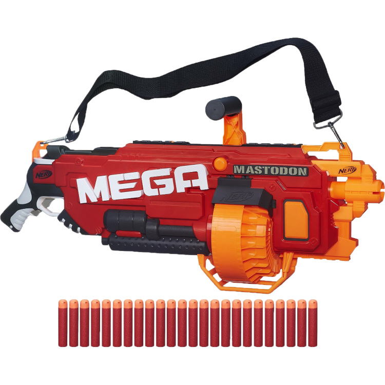 NERF N-Stike Elite Mega Mastodon Blaster