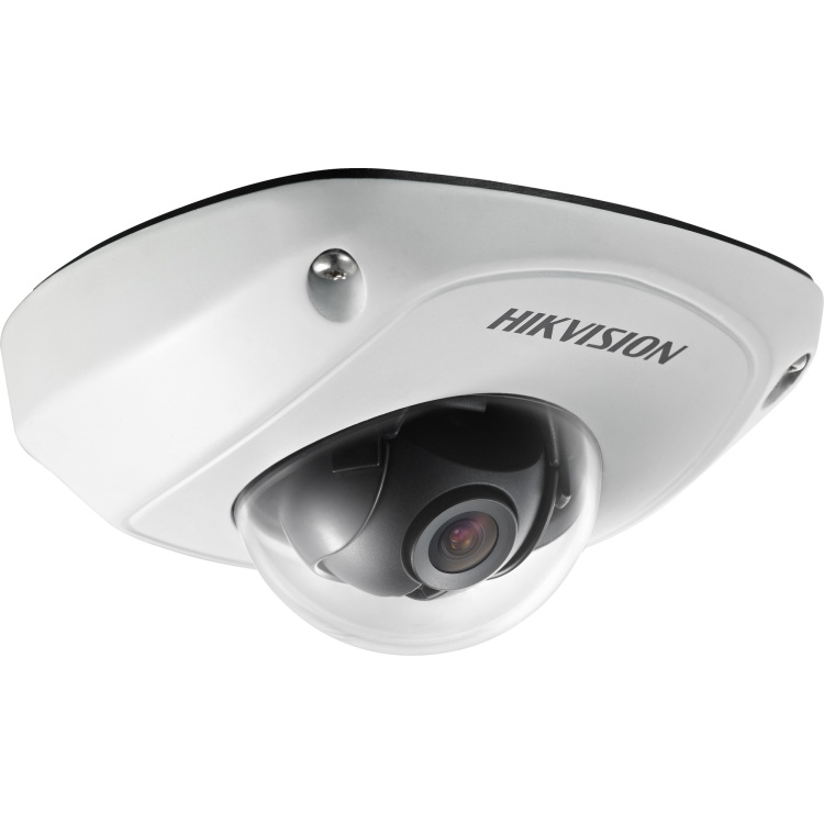 Ds-2cd2522fwd-i 2mp Wdr Mini Dome Netwerk Camera