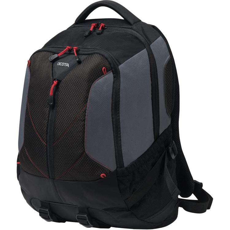 Dicota Dicota, Backpack Ride 14-15.6 inch (Zwart) (D31046)