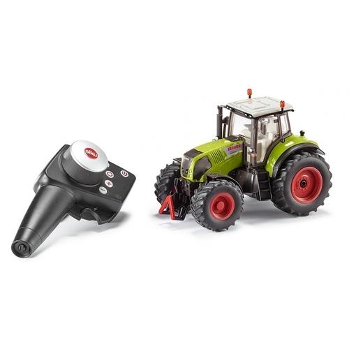 Siku Claas Axion 850 tractor met remote control -