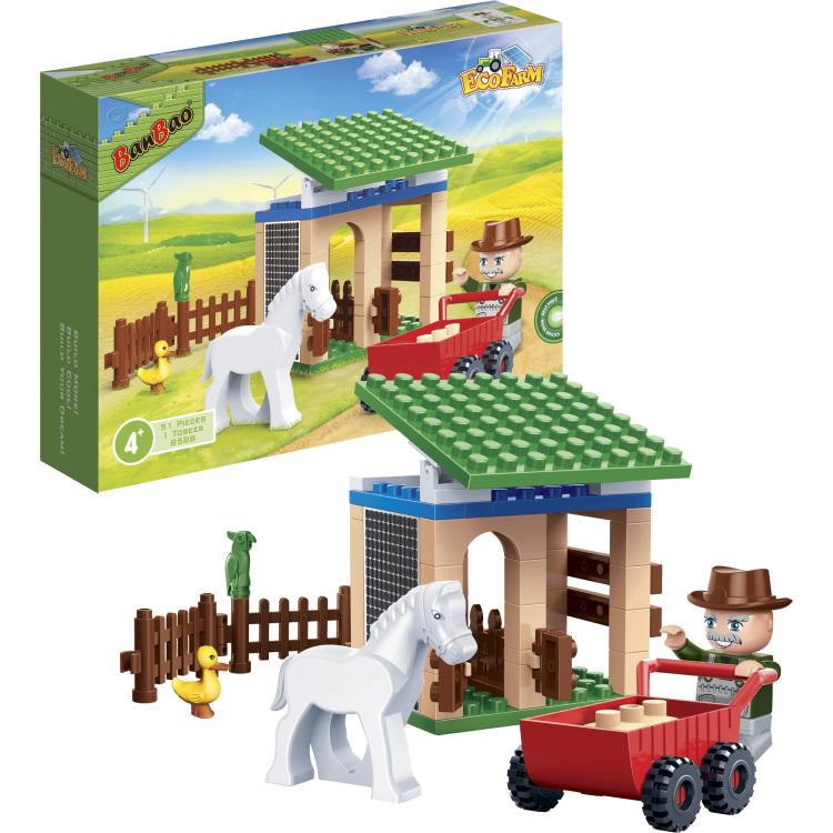 Eco boerderij - Kleine boerderij