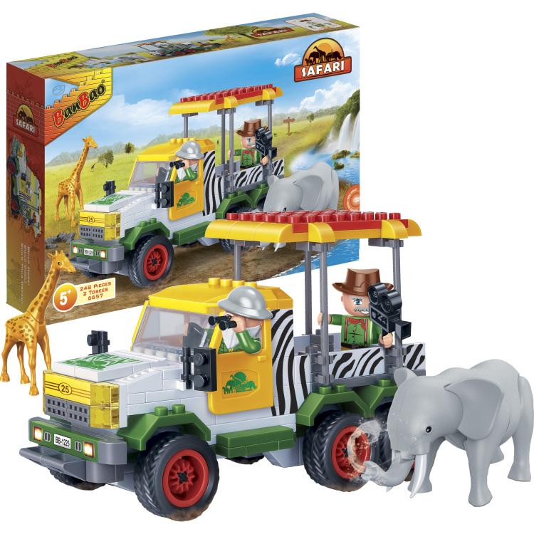 Safari - Safari Jeep