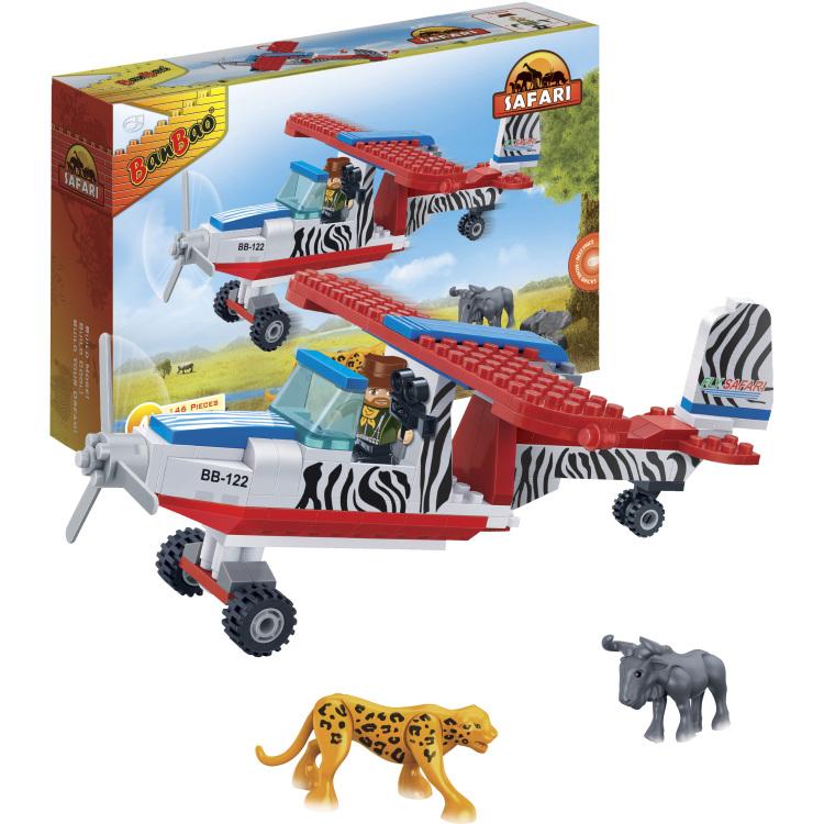 Safari - Safari Vliegtuig