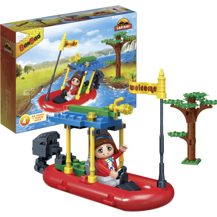 Safari - Safaribootje