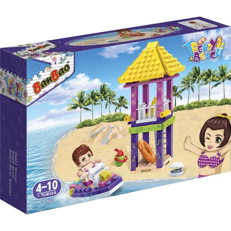 Trendy Beach - Strand Reddingstoren