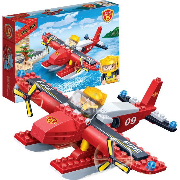Fire - Brandweervliegtuig