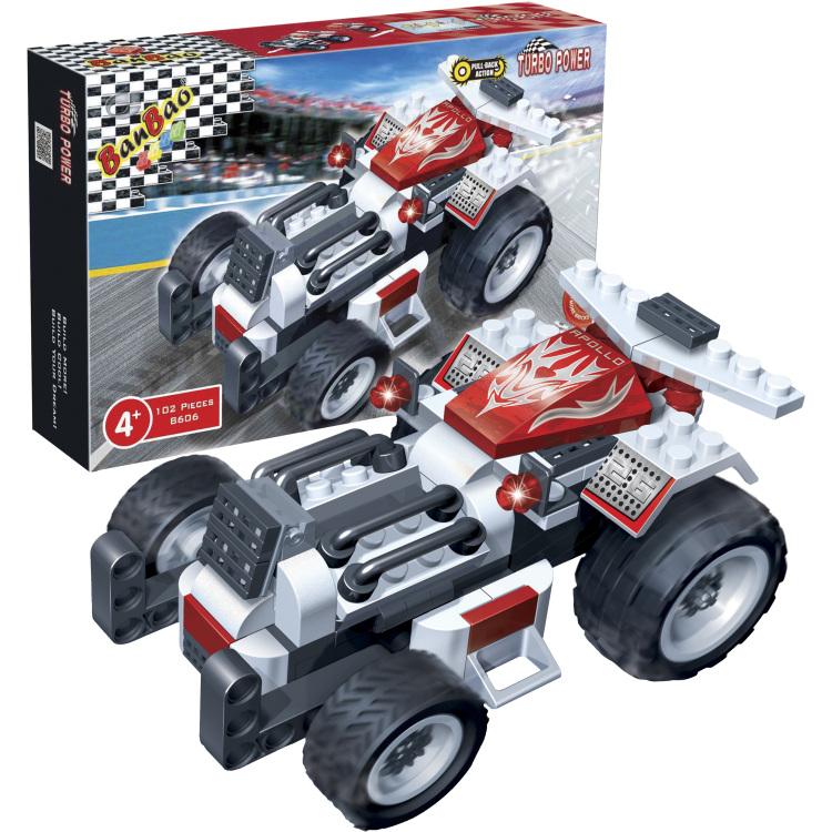 Banbao Racer Apollo 8606