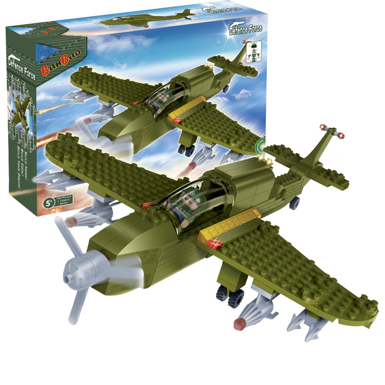 BanBao Leger USAF 8244