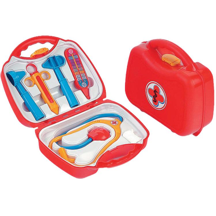 Doktorkoffer klein,gr.Instrumente