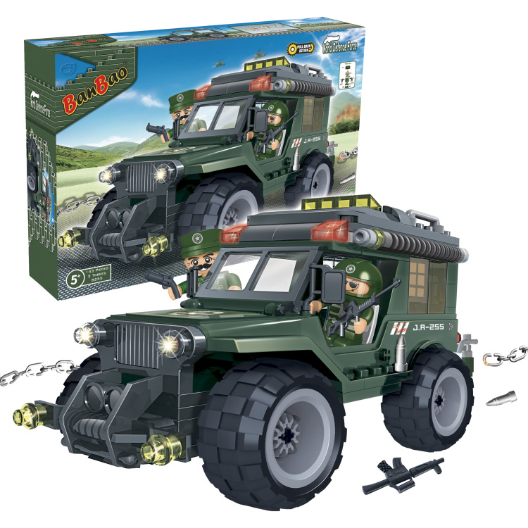Defence Force - Leger Jeep