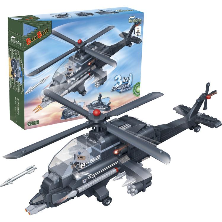 Banbao Leger 3-in-1 Helikopter 8478