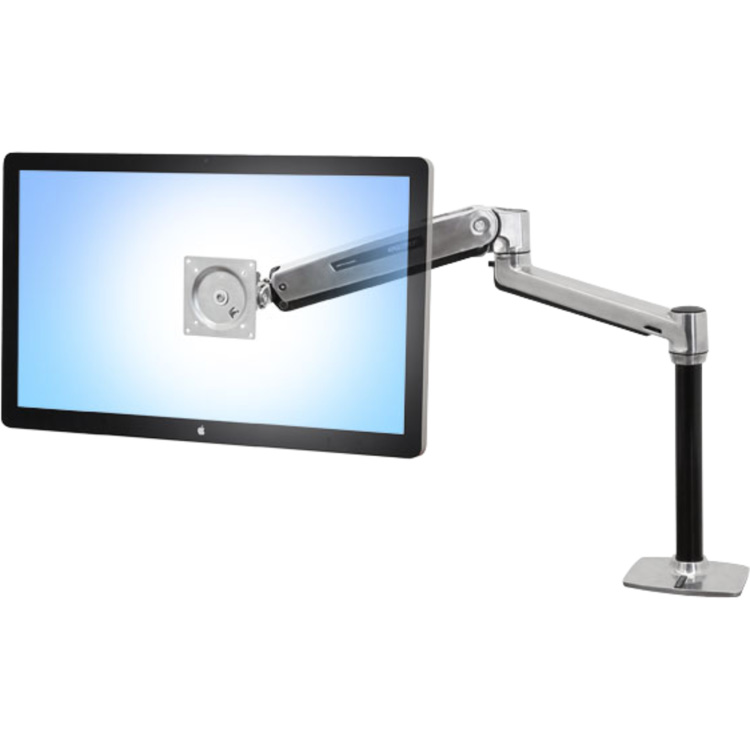 LX HD Sit-Stand Desk Mount LCD Arm