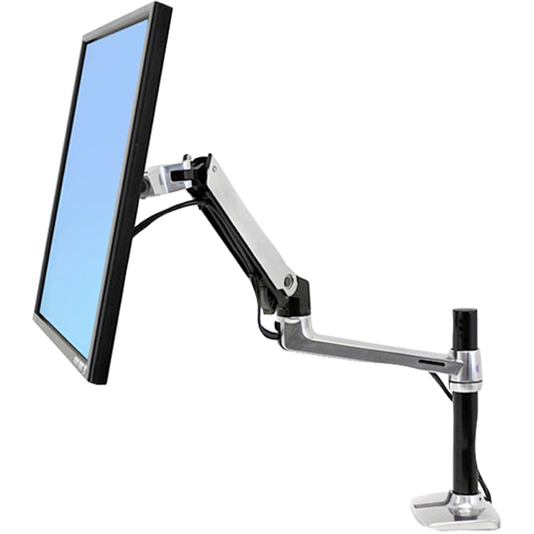 Productafbeelding voor 'LX Desk Mount LCD Monitor Arm, Tall Pole'