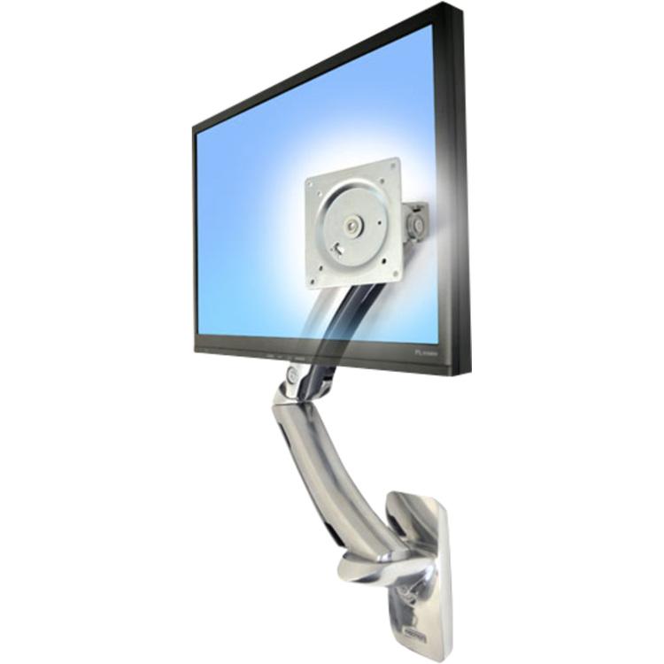 Ergotron 200 Serie MX Wall Mount LCD Arm (45-228-026)