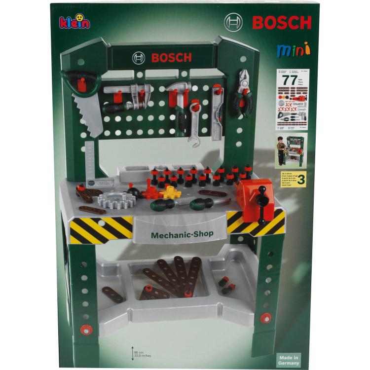 Bosch Werkbank mit 77-teiligem Zubeh?rset