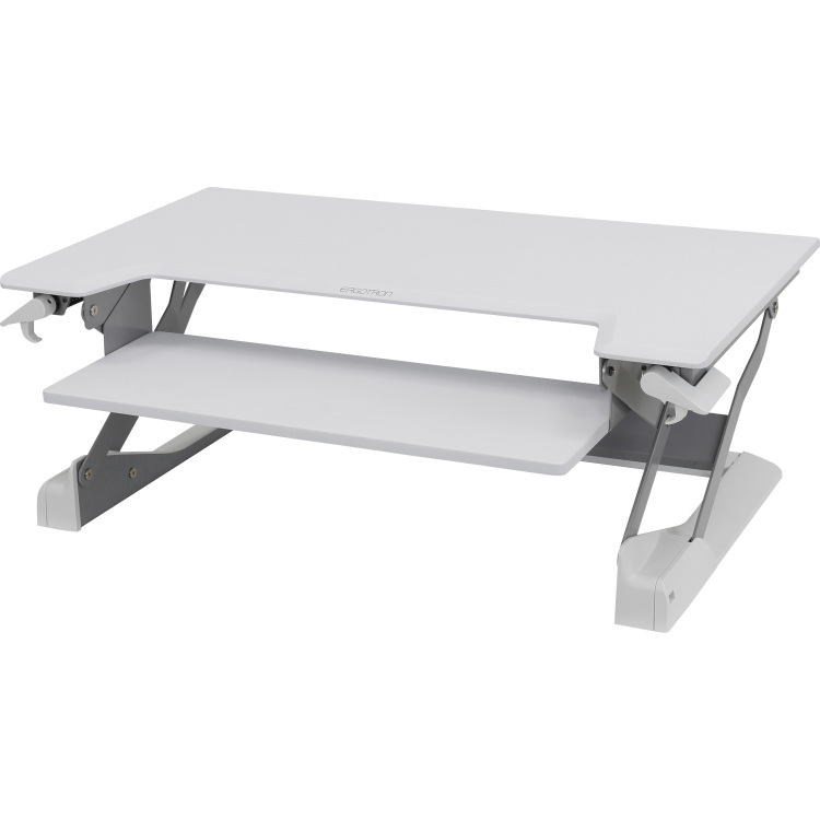 Productafbeelding voor 'WorkFit-TL, Sit-Stand Desktop Workstation'