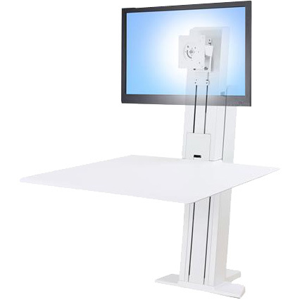 Productafbeelding voor 'WorkFit-SR Heavy Monitor, Sit-Stand Desktop Workst'