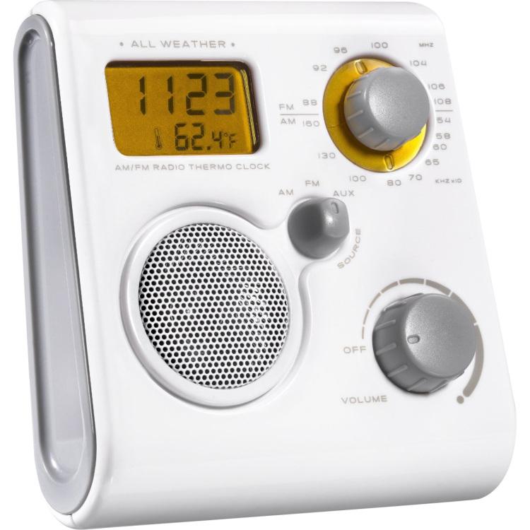 AKAI AWP10WE douche Radio