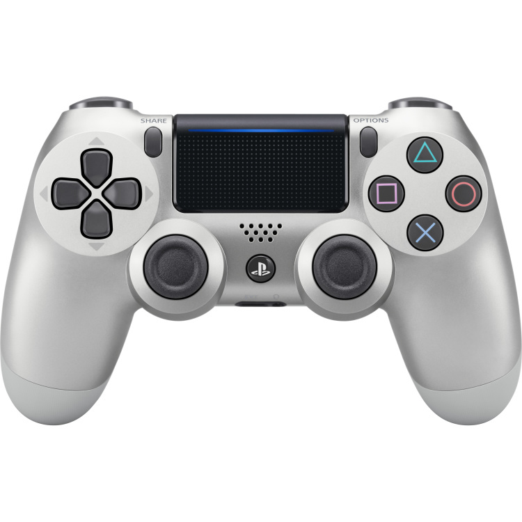 Sony Dualshock 4 Wirelless 2016 Gamepad Playstation 4 Zilver
