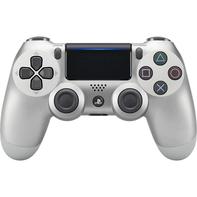 Sony Dualshock 4 Wirelless 2016 Gamepad Playstation 4 Zilver