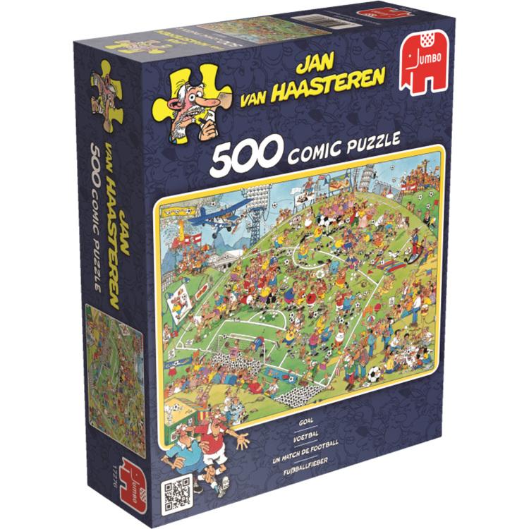 Jan van Haasteren Voetbal puzzel Jumbo Goedkoop