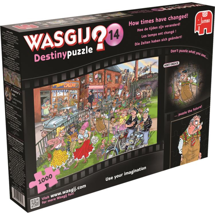 Puzzel Wasgij Dest. 14 1000s