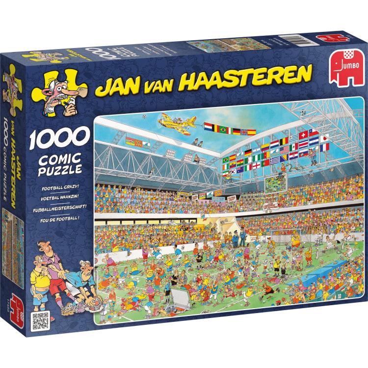 Puzzel Jvh Football 1000st