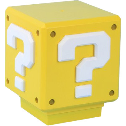 Super Mario: Mini Question Block Light