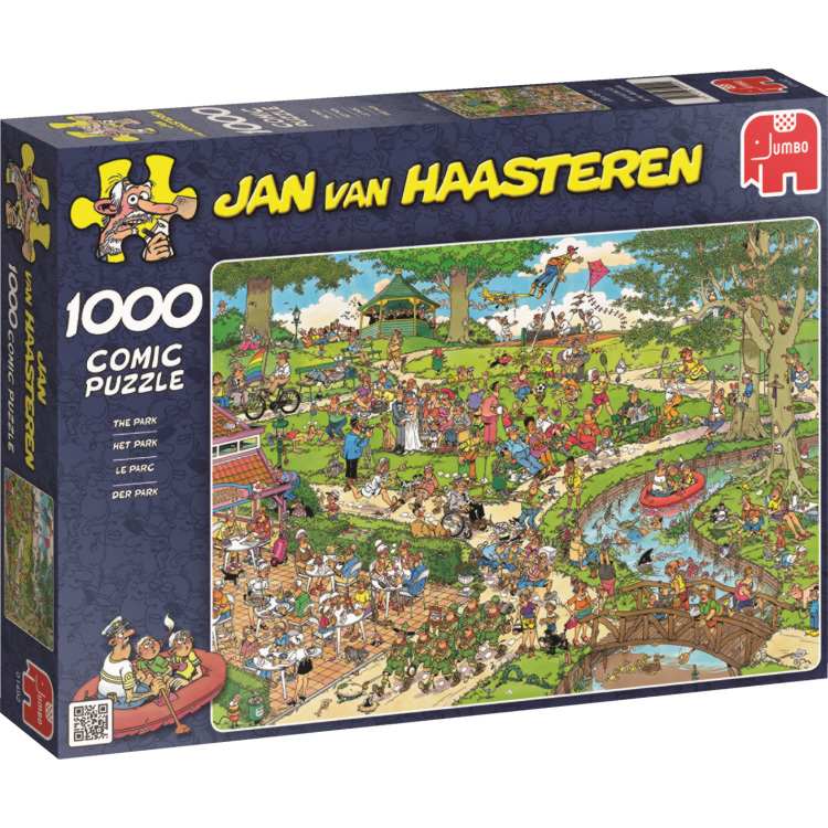 Het Park 1.000 stukjes