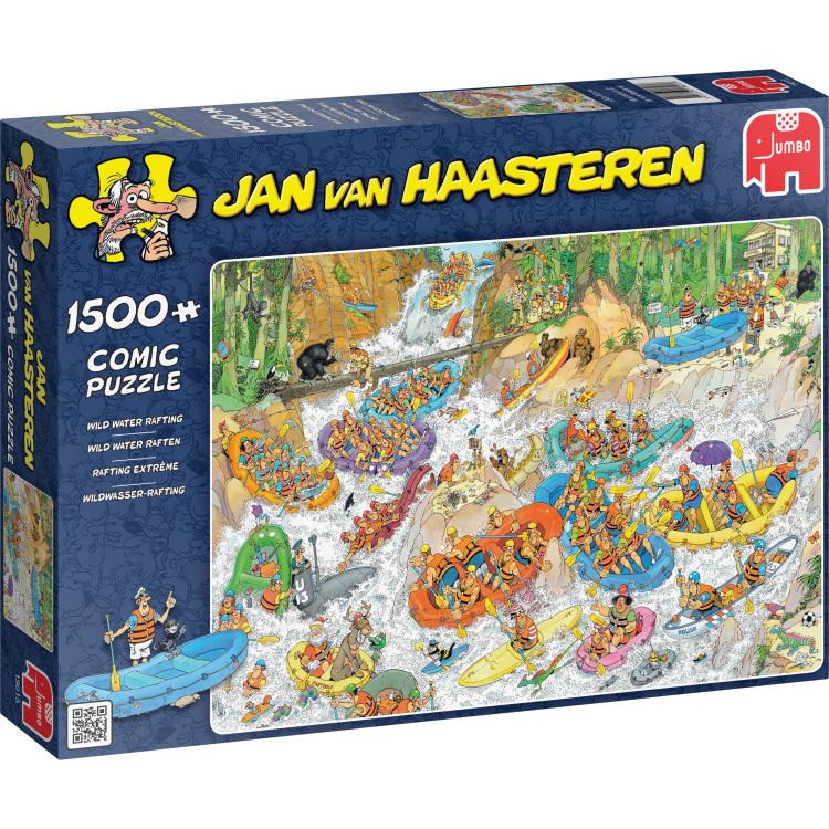 Jumbo Jan van Haasteren puzzel strand 1500 stukjes