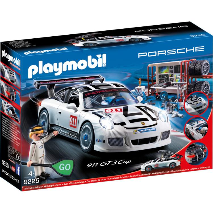 Porsche 911 GT3 Cup Playmobil (9225)