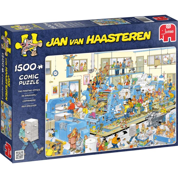 Puzzel Jvh: The Office 1500 Stukjes