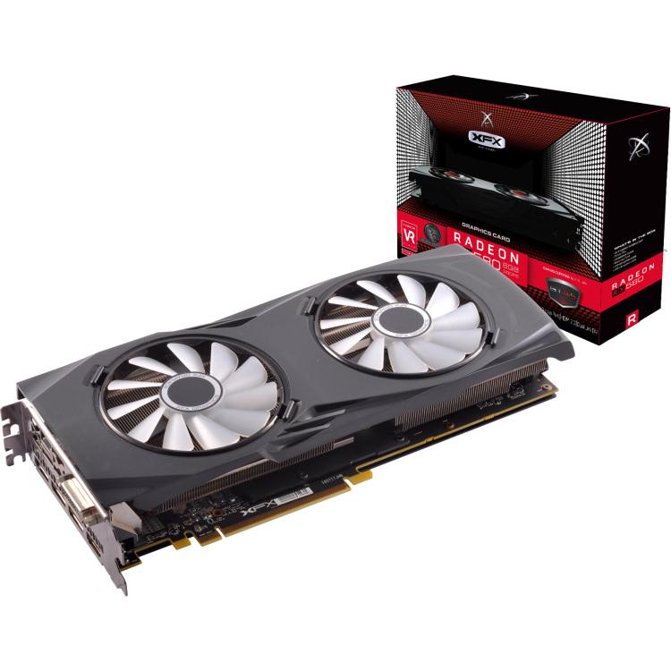 Radeon RX 580 GTR-S Black Edition 8GB Crimson