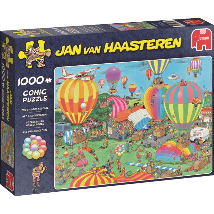 Jan Van Haasteren: Het Ballon Festival Puzzel