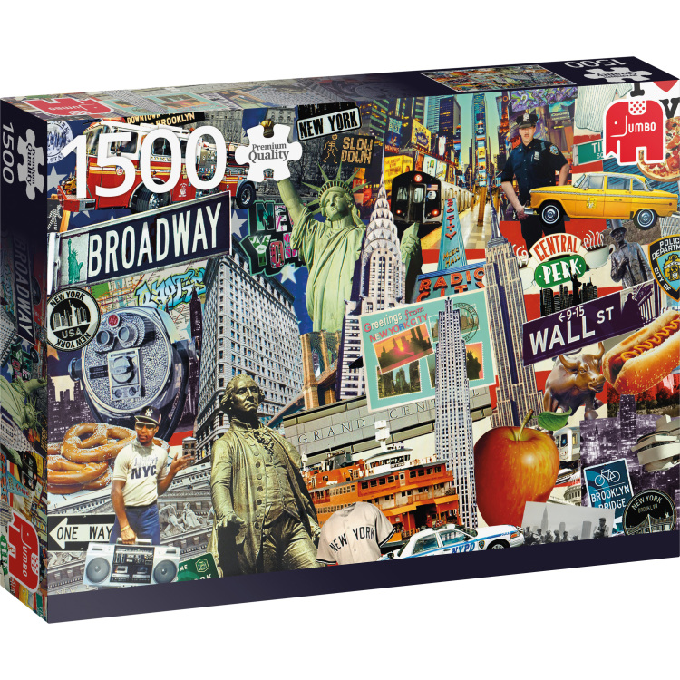 Best Of... New York Puzzel
