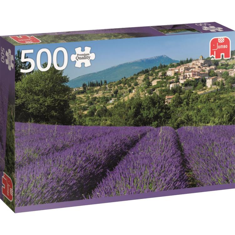 Aurel, Provence puzzel
