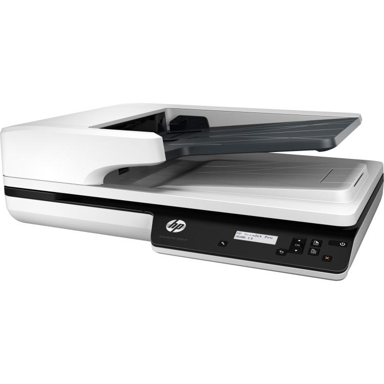 HP HP ScanJet Pro 3500 f1 Flatbed Scanner (L2741A#B19)