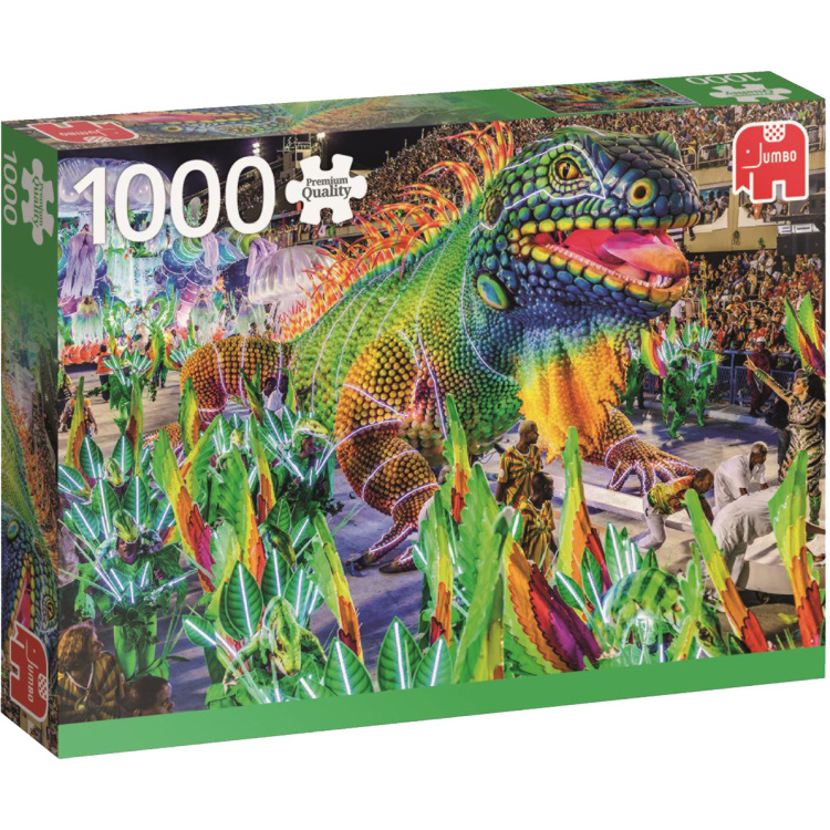 Speelgoed Carnaval in Rio puzzel