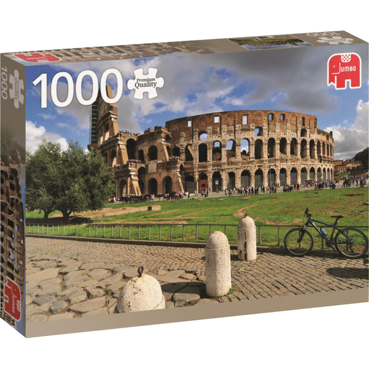 Colosseum, Rome Puzzel 1000 Stukjes