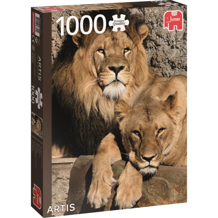 Artis leeuwen puzzel