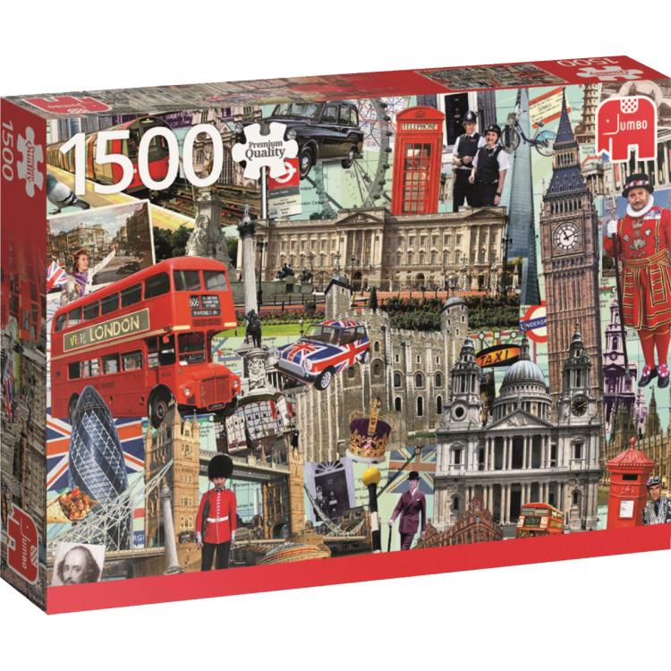 Best of... London puzzel