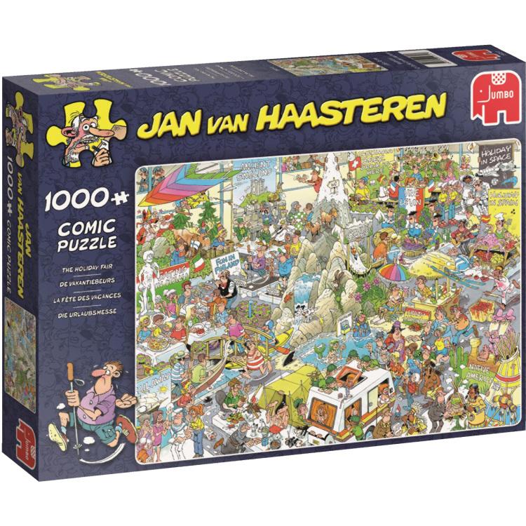 Puzzel Jvh: The Holiday Fair 1000 Stukjes Per stuk
