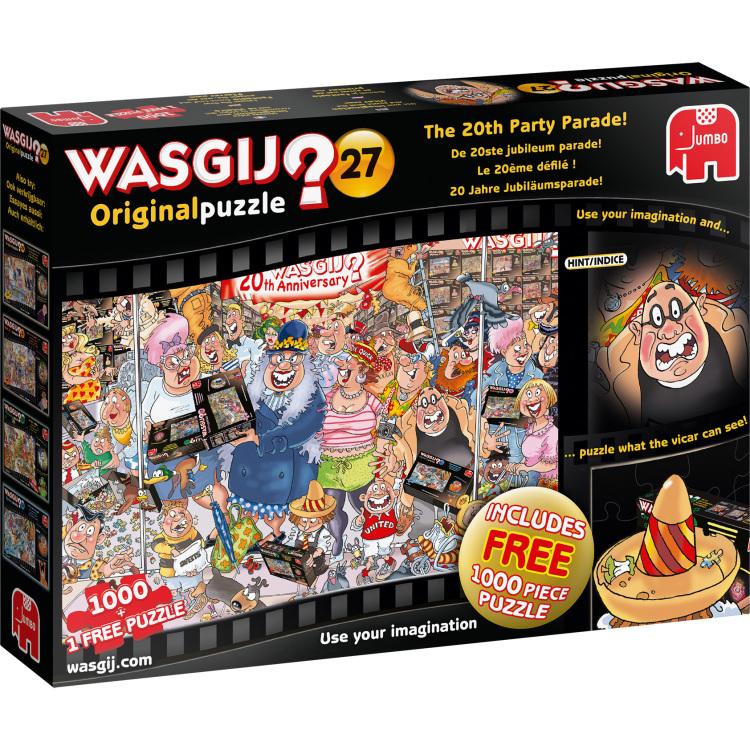 Wasgij? Original 27: De 20ste jubileum puzzels
