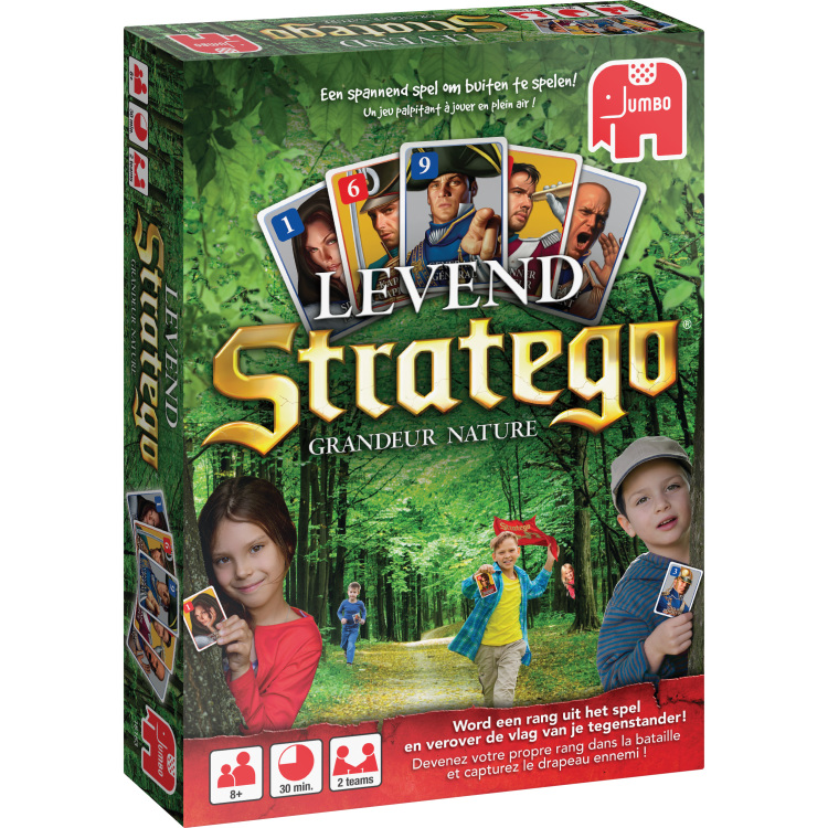 Levend Stratego Junior