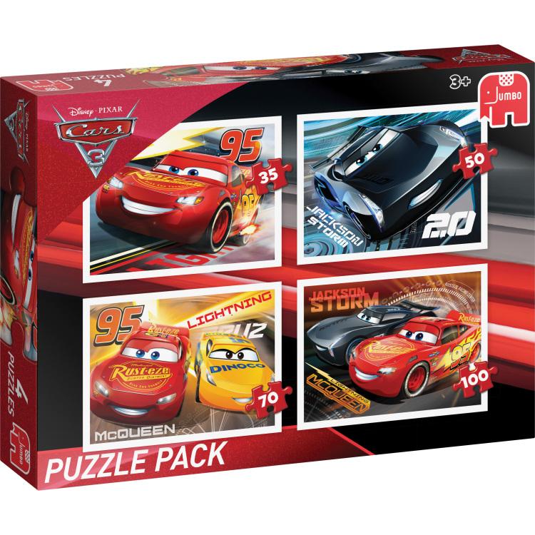 Disney Pixar Cars 3 Puzzels